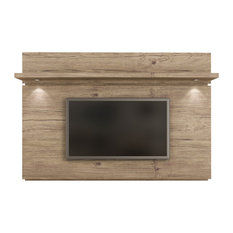 Manhattan Comfort   Park 1.8 Floating Wall TV Panel, Nature/Pro Touch    Entertainment