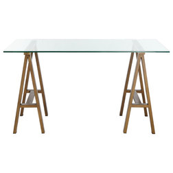 Contemporary Desks And Hutches by Pangea Home