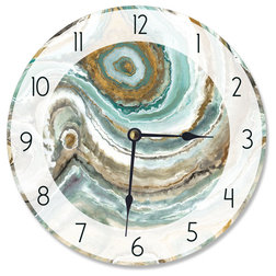 Contemporary Wall Clocks by Stupell Industries