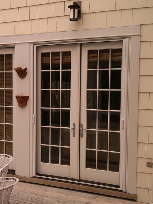 Mirage Retractable Door Screens French Double Doors