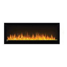 Napoleon NEFL42CHS Alluravision Slimline Linear Electric Fireplace, 42-inch