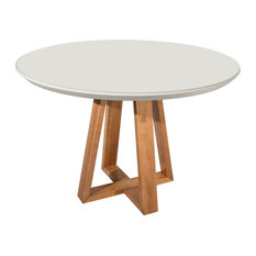 Duffy 45-inch Round Dining Table