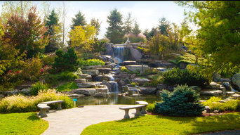 Windscapes Waterfall Features