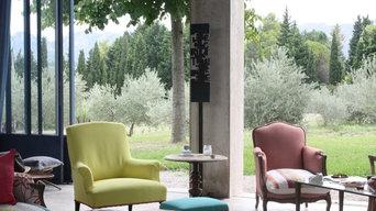 Une maison en Provence : couleurs, mélanges et lifestyle