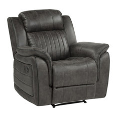 Spivey Manual Reclining Sofa Collection Reclining Chair