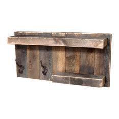 new england barnwood rustic bathroom shelf bathroom cabinets and shelves