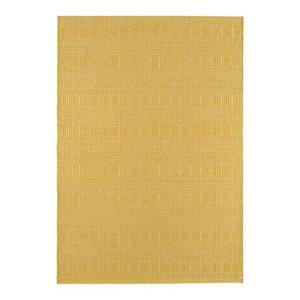 Sloan Mustard Rectangular Rug, 160x230 cm