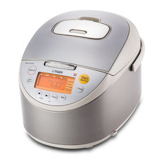 Induction Heating Rice Cooker, 10 Cups