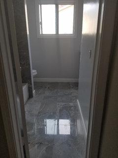 Ceramic Tile Slippery