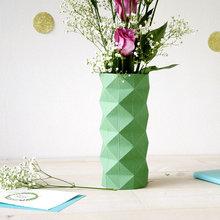 DIY : Fabriquez un cache-pot en origami