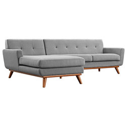 Midcentury Sectional Sofas by House Bound