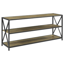 Industrial Bookcases by VirVentures