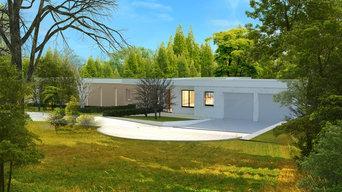 Maison d'habitation environementale