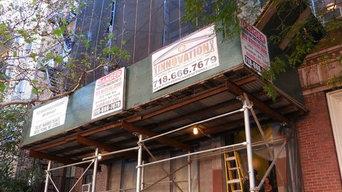 Brownstone Facade Restoration