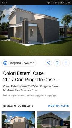 Colore Esterno Casa