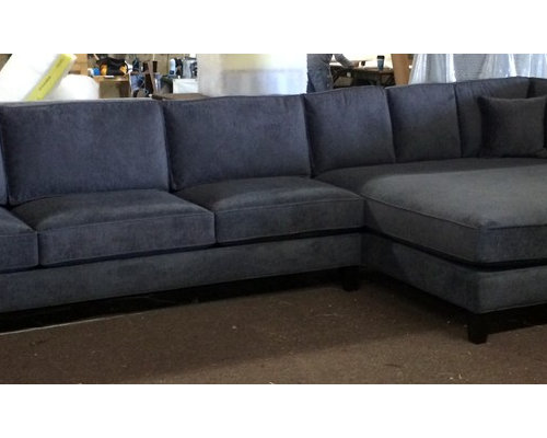 MEDIA ROOM CUSTOM SECTIONAL SOFA   Sectional Sofas