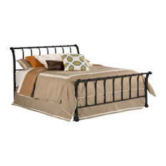 Janis Bed Set With Rails