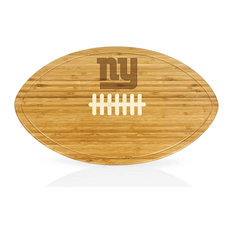 New York Giants Kickoff Bamboo Cutting Board and Serving Tray