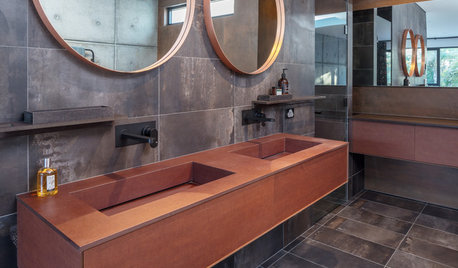 Are These Sustainable Bathroom Countertop Materials for You?