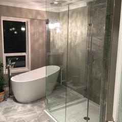 Vango Shower Glass Delta Bc Ca V4m 2r3
