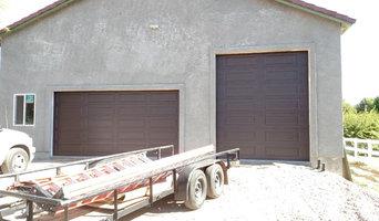 Chocolate Steel-back Doors
