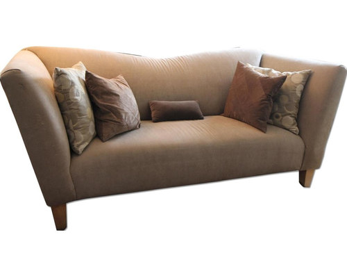 Roche Bobois Natural Colored European Style Sofa   Sofas
