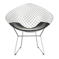 industrial lounge chairs | houzz