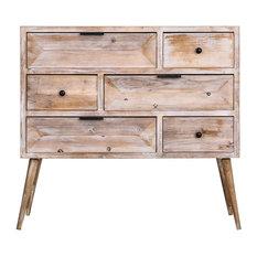 Dunas Natural Wood Sideboard