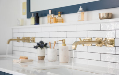 How to Design a Bathroom That's Easy to Clean