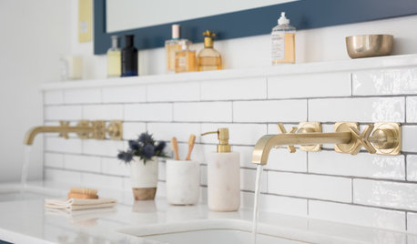 3 Experts Reveal How to Design a Bathroom That's Easy to Clean