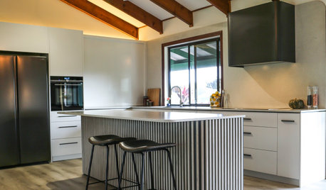Before & After: A Modern Farmhouse Kitchen for Cooking Up a Storm