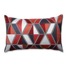 pillow perfect darby coralgrey rectangular throw pillow decorative pillows
