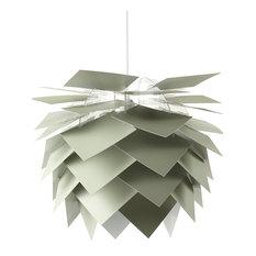 Illumin Desert Pendant Lamp, Green, Large
