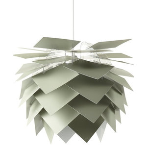 Illumin Desert Pendant Lamp, Green, Small