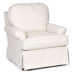 Groton Swivel Glider Chair - Kilkenny Natural Chelsea Home