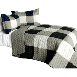 Inspirational Contemporary Quilts And Quilt Sets by Blancho Bedding