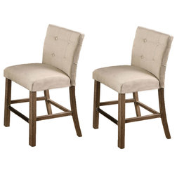 Transitional Bar Stools And Counter Stools by Furniture Import & Export Inc.