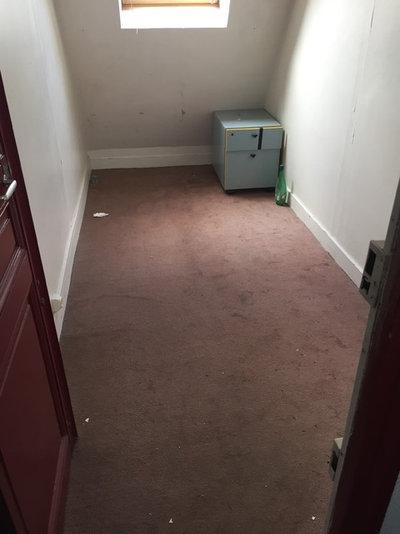 Aménager un petit espace : 2 appartements de 20m 2 sous les toits
