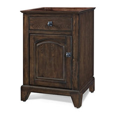 "James 24"" Vanity, English Chestnut"