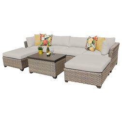 Amazing Modern Outdoor Lounge Sets by Design Furnishings