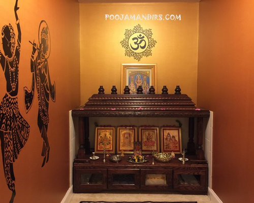 Pooja Mandir Designs | Houzz
