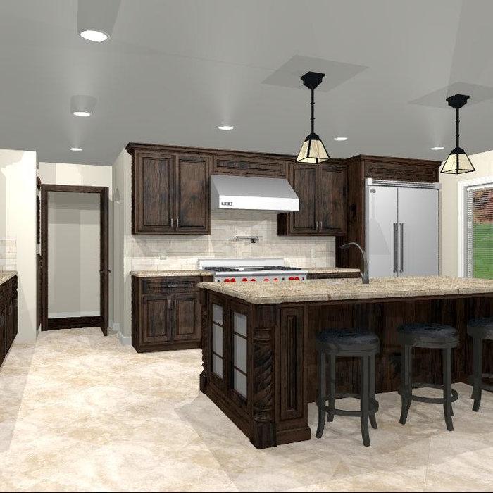 3D Design Renderings 23