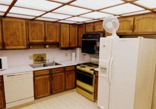 Fort Lauderdale Beach Condo Kitchen Remodel