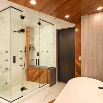 Hubbard Street Master Bathroom