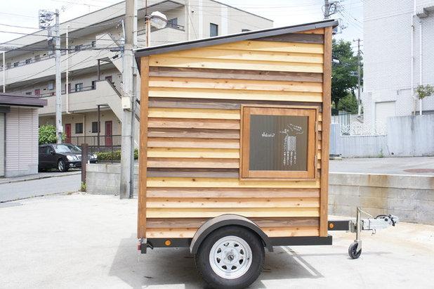 普通免許で牽引できる断熱タイニーハウス