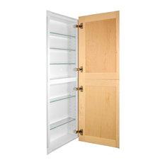 Recessed Wooden Medicine Cabinets Houzz