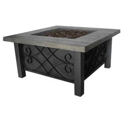 Traditional Fire Pits by ShopLadder