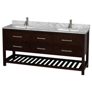 Double Sink Bathroom Vanity