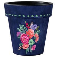 "Boho Bouquet 18"" Art Planter"
