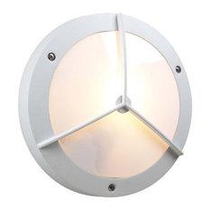 Cassandra-II 1-Light Outdoor Fixture, White